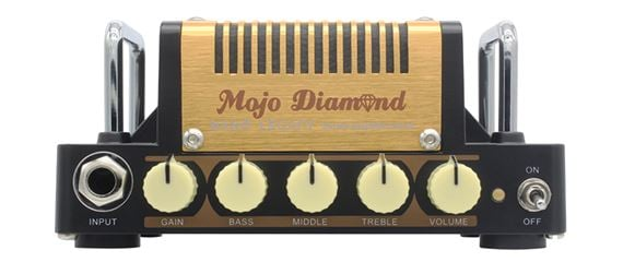Hotone Mojo Diamond 5 Watt Mini Guitar Amplifier Head